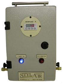 6N Series Dewpoint Monitor